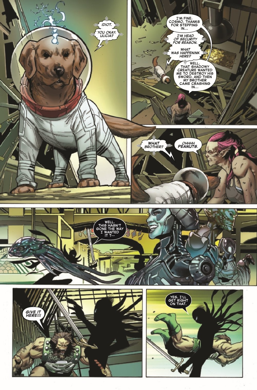 SYMBIOTESMKIB2020004_Preview-5 ComicList Previews: SYMBIOTE SPIDER-MAN KING IN BLACK #4 (OF 5)