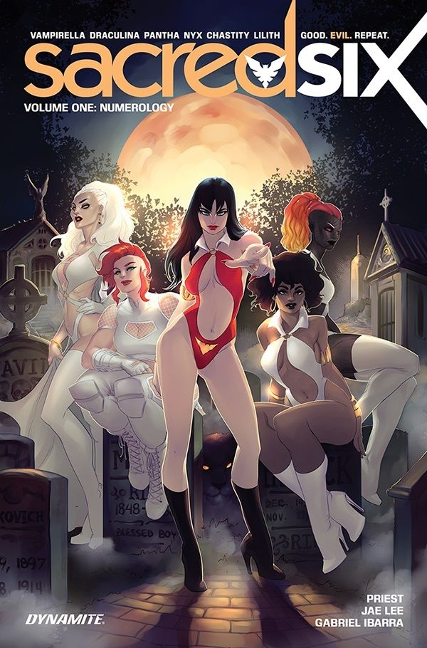 Sacred6-vol1-Cov-copy Dynamite Entertainment May 2021 Solicitations