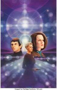 Star-Trek-Voyager-19-Dark-Matters-188x300 Star Trek Artist Keith Birdsong: Science Fiction Realist