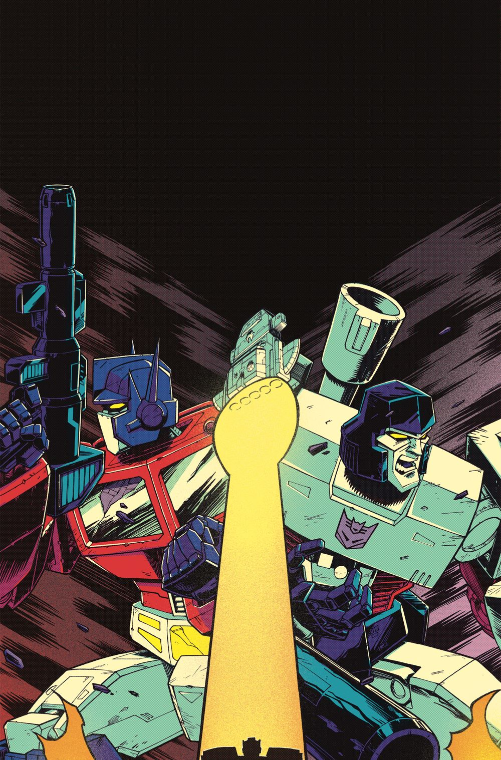TF84_00_backCVR ComicList Previews: TRANSFORMERS '84 SECRETS AND LIES TP
