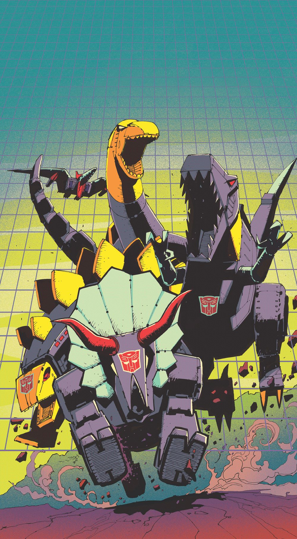 TF84_00_backCVR2 ComicList Previews: TRANSFORMERS '84 SECRETS AND LIES TP