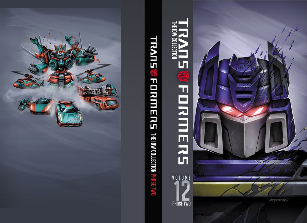 TF_IDWCOLL_PHS2_VOL12Cover ComicList: IDW Publishing New Releases for 02/10/2021