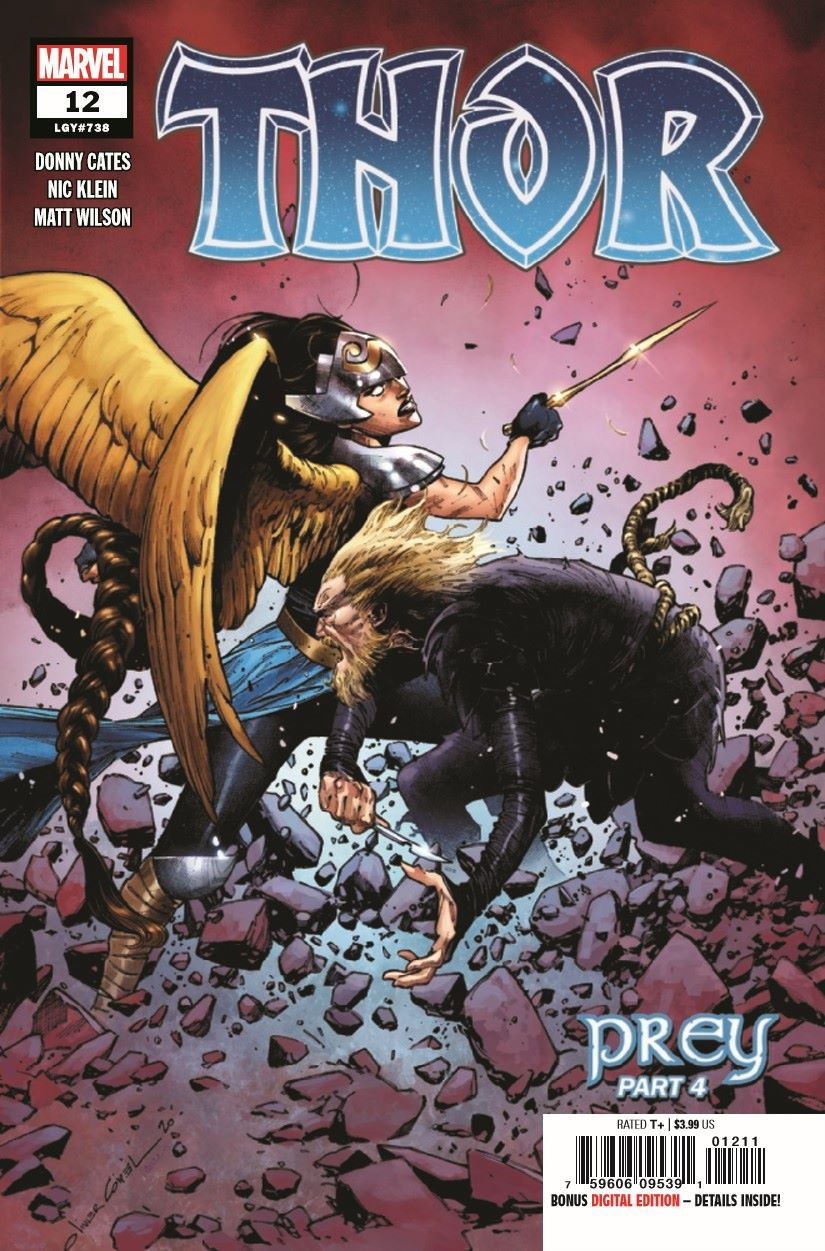 THOR2020012_Preview-1 ComicList Previews: THOR #12