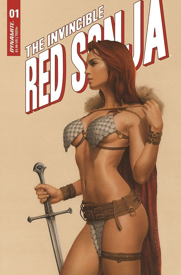 TIRS-01-01031-C-Celine-1 Dynamite Entertainment May 2021 Solicitations