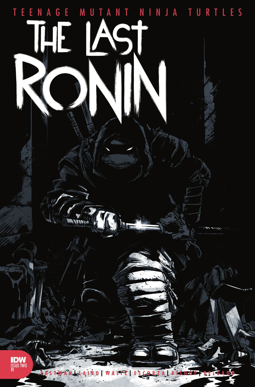 TMNT-LastRonin02_cvrRI-A ComicList: IDW Publishing New Releases for 02/17/2021