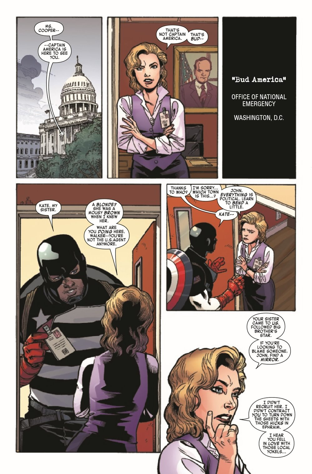 USAGENT2020003_Preview-3 ComicList Previews: U.S.AGENT #3 (OF 5)