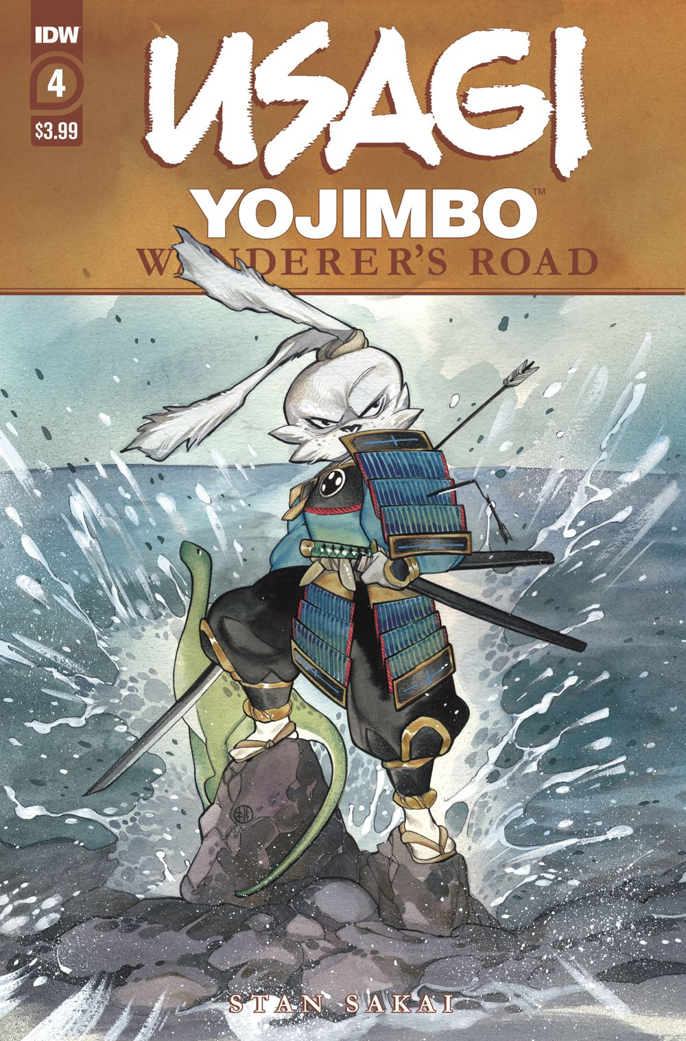Usagi-WR04_cvrA ComicList: IDW Publishing New Releases for 02/24/2021