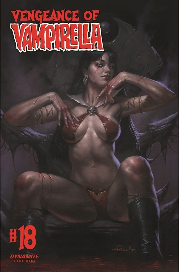 VampiVengeance18-A-Parrillo Dynamite Entertainment May 2021 Solicitations