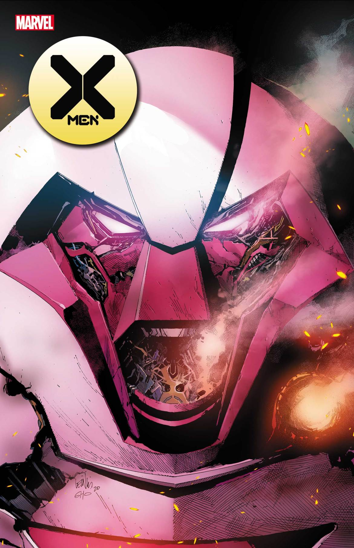 XMEN2019020_cov-1 Marvel Comics May 2021 Solicitations