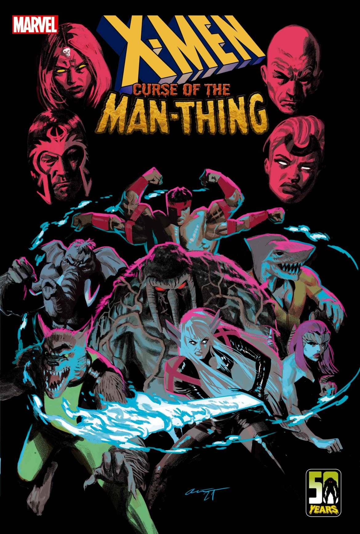 XMENMANTHINGCURSE2021001_cov-1 Marvel Comics May 2021 Solicitations