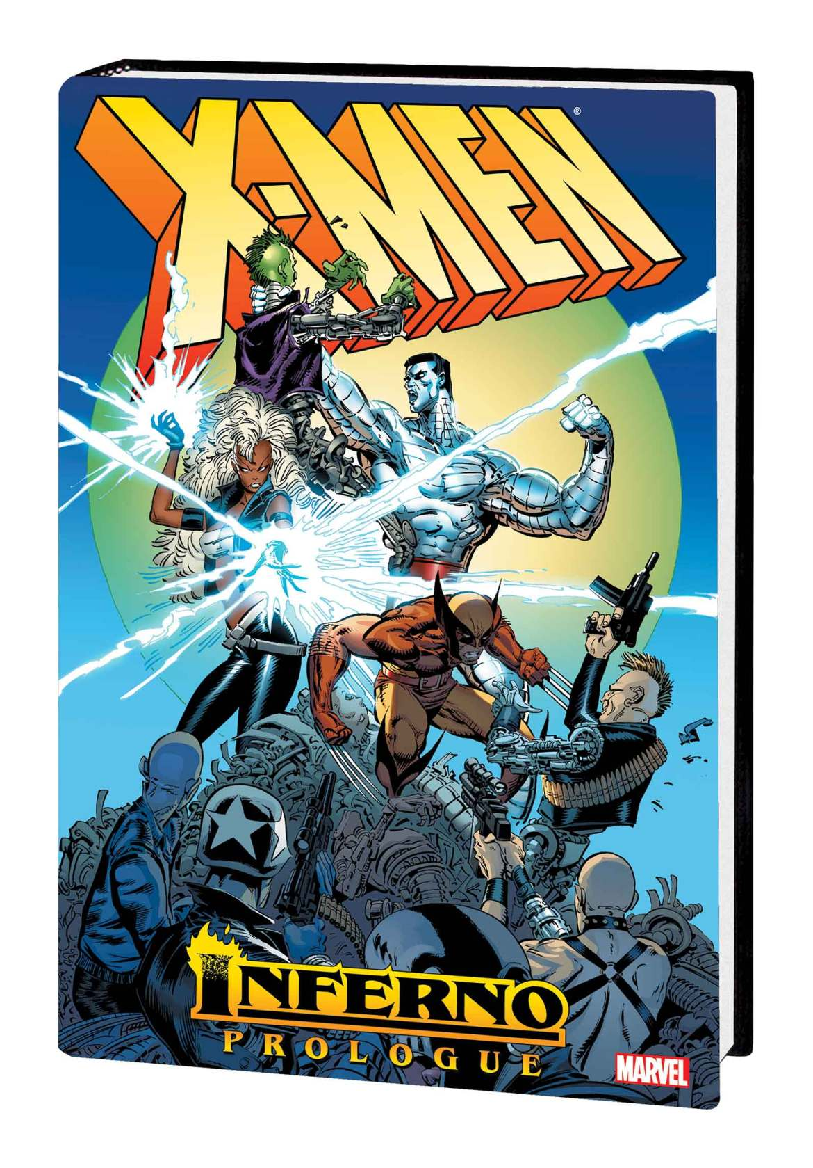 XMNINFERNO_PRO_HC Marvel Comics May 2021 Solicitations