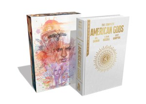 agcedev-300x215 Neil Gaiman's AMERICAN GODS to be collected into single hardcover