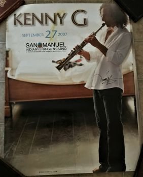 kenny-g-3-243x300 Smoothly Perusing Kenny G