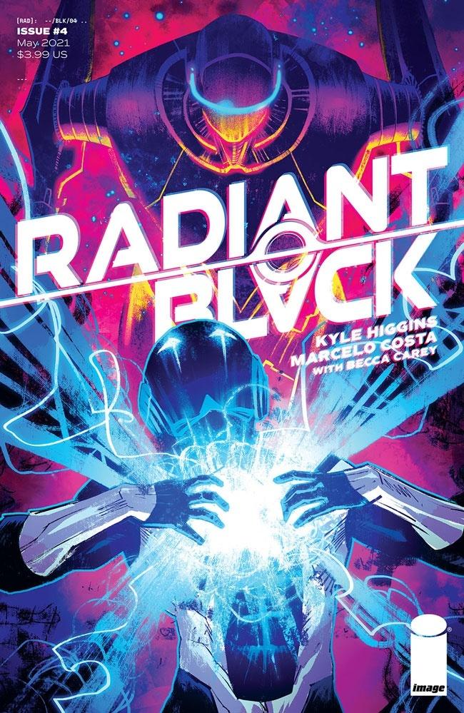 radiantblack_04a Image Comics May 2021 Solicitations