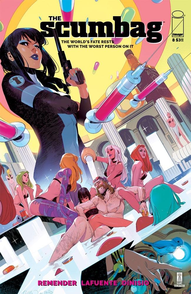 scumbag_08a Image Comics May 2021 Solicitations