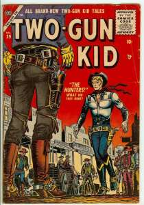 two-gun-kid-29-210x300 Sneaky Moves #7 Are Western Comics Getting Ready to Shoot Up the Competition?