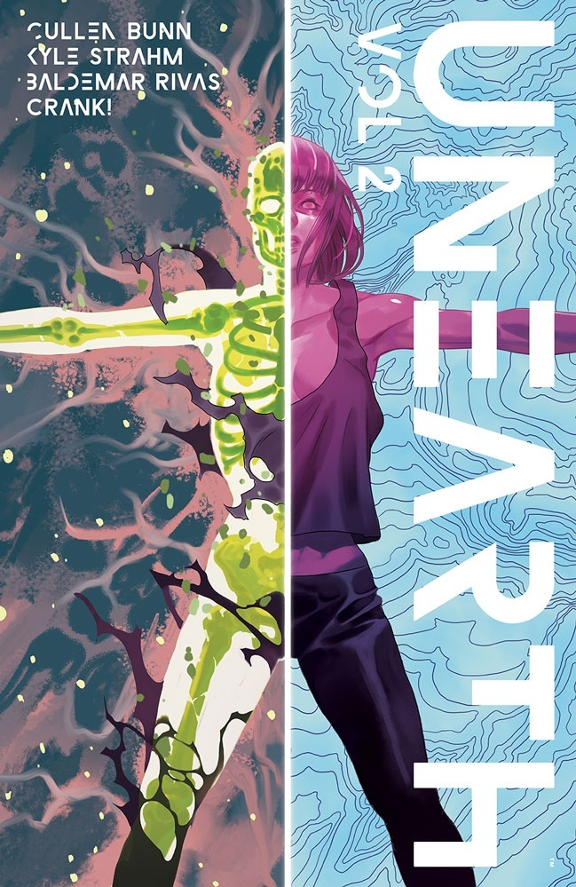 unearth_vol02 Image Comics May 2021 Solicitations