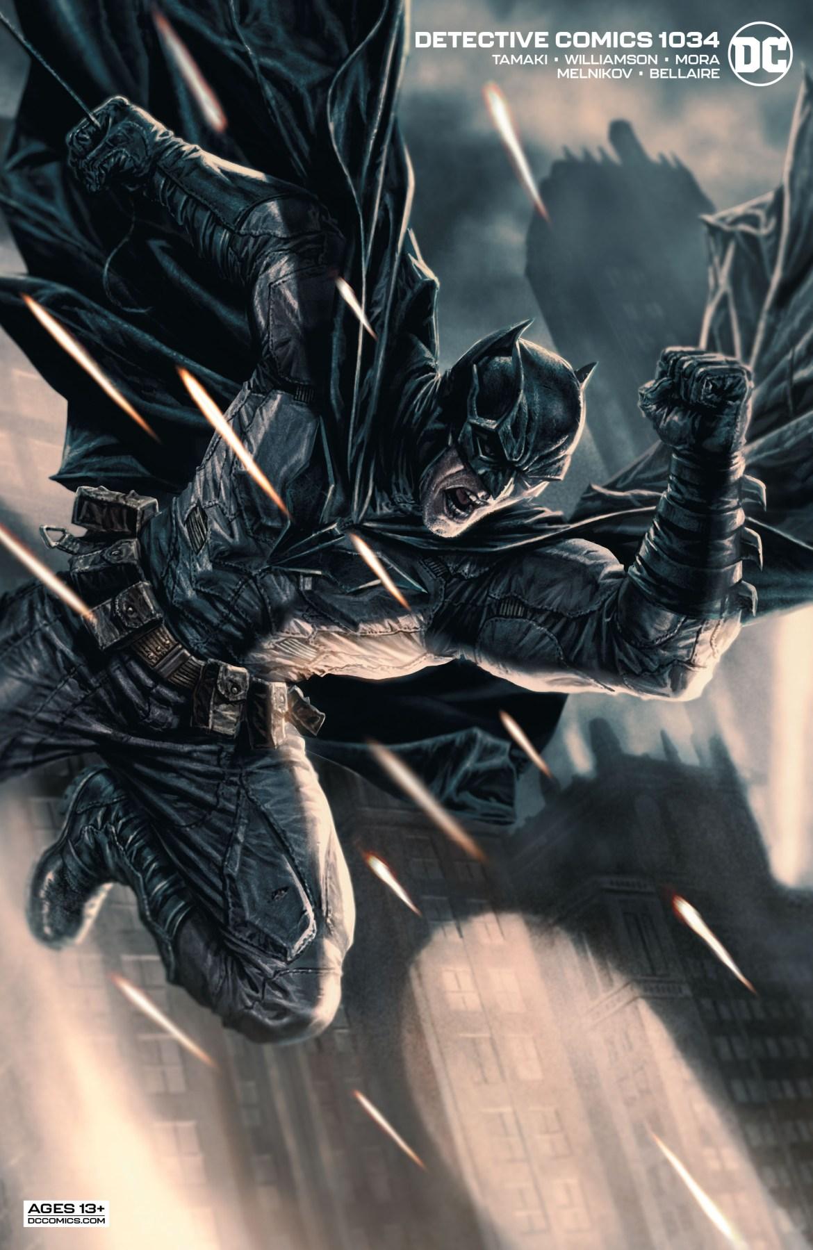 0121DC031 ComicList: DC Comics New Releases for 03/24/2021