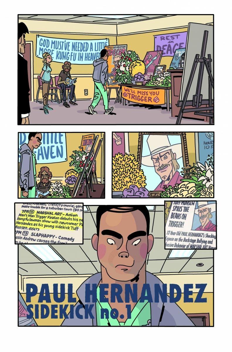 1-08_c6815a0147f8285e3b5042ebb3626151 First Look at Image Comics' THE SIX SIDEKICKS OF TRIGGER KEATON #1