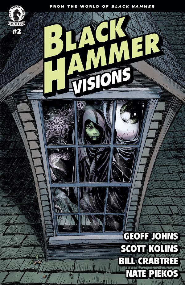 3008470 ComicList: Dark Horse Comics New Releases for 03/10/2021