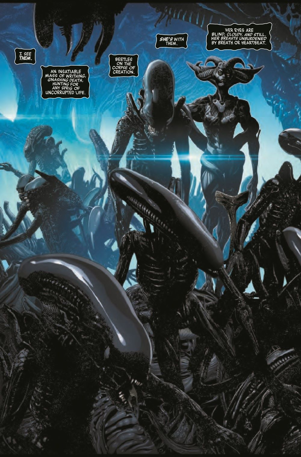 ALIEN2021001_Preview-3 ComicList Previews: ALIEN #1