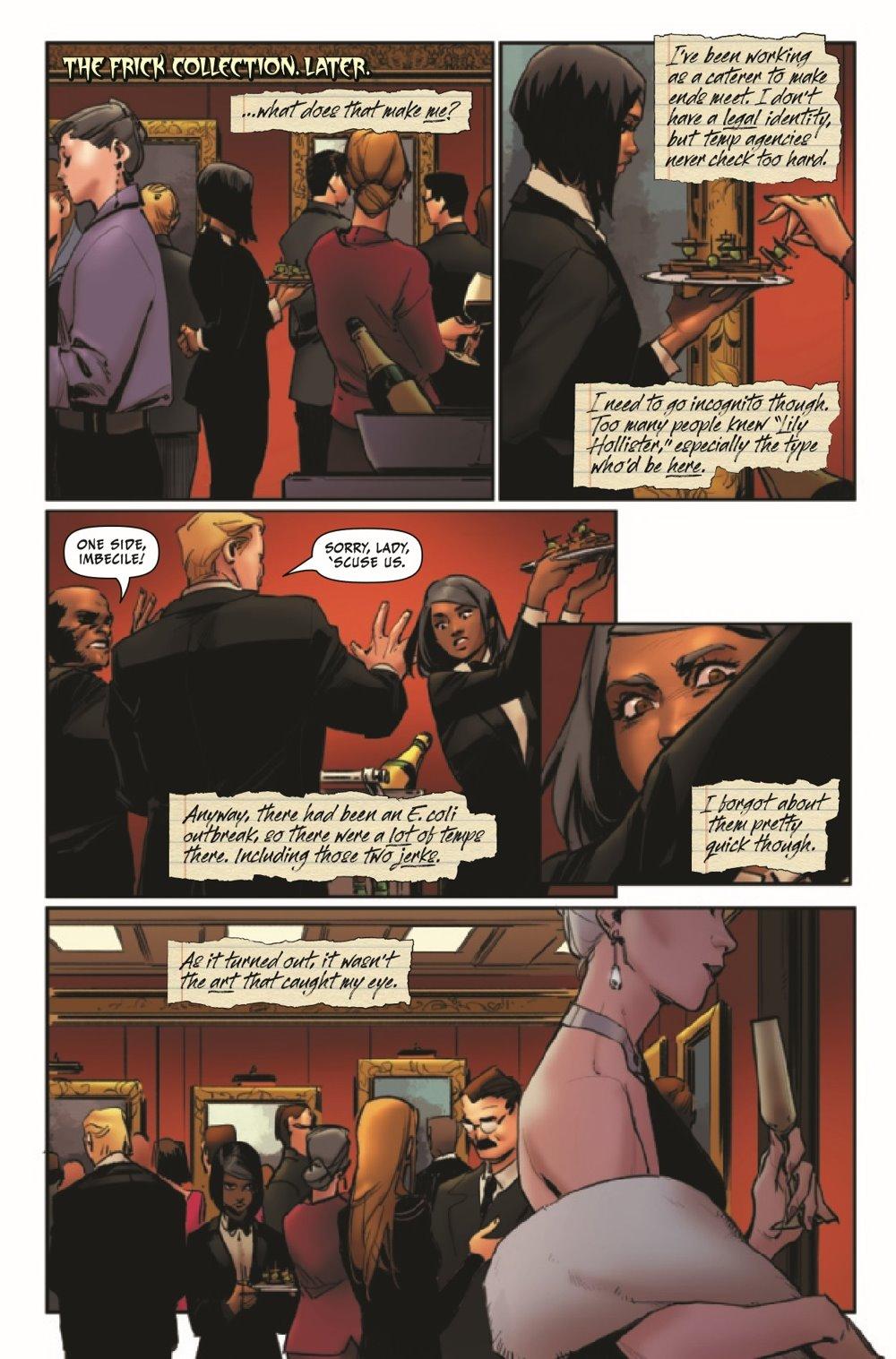 BLACKCAT2020004_Preview-5 ComicList Previews: BLACK CAT #4