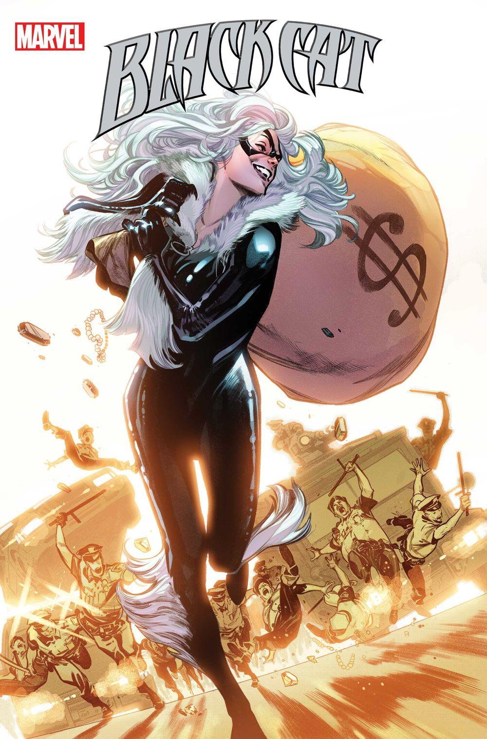 BLACKCAT2020007_cov Marvel Comics June 2021 Solicitations