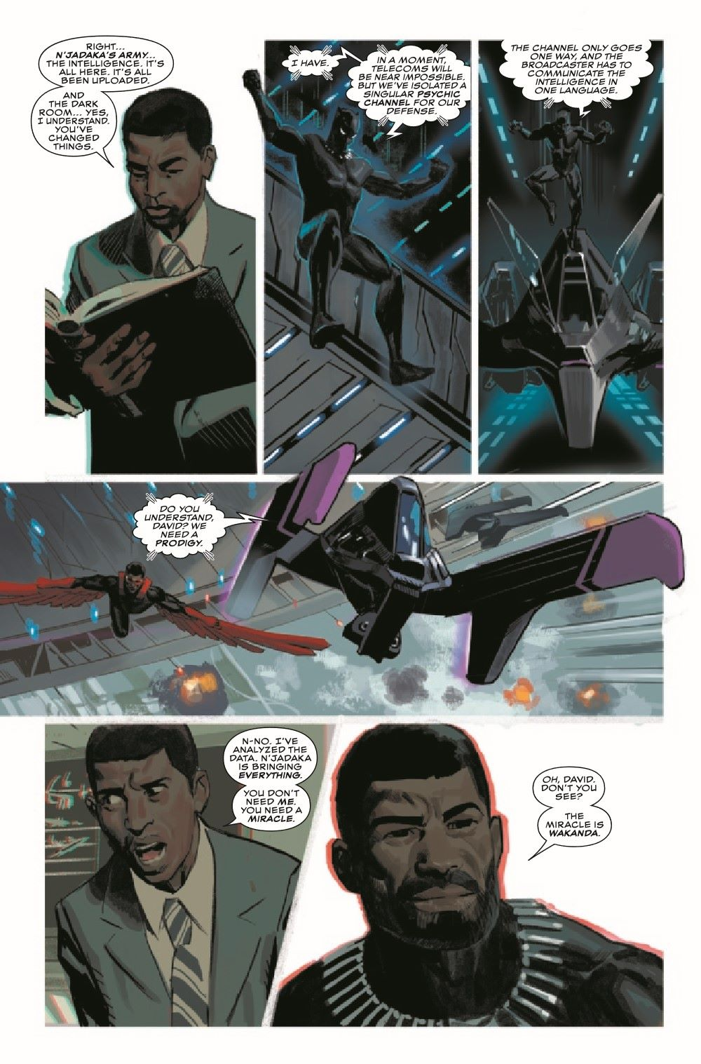 BLAP2018024_Preview-4 ComicList Previews: BLACK PANTHER #24