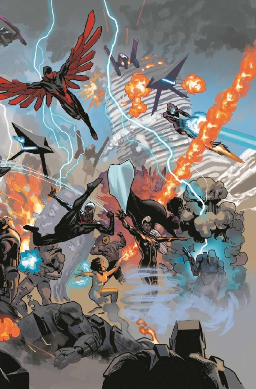 BLAP2018024_Preview-6 ComicList Previews: BLACK PANTHER #24
