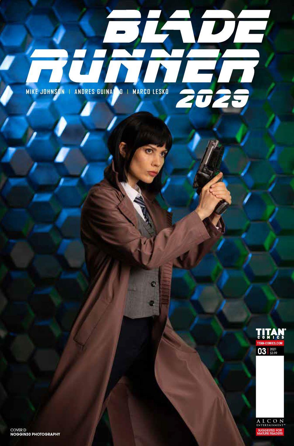 BR20293d ComicList Previews: BLADE RUNNER 2029 #3
