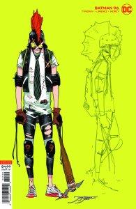 Batman-96-jiminez-variant-195x300 Coldest Comics for the Week of 3/5: Falling Stars