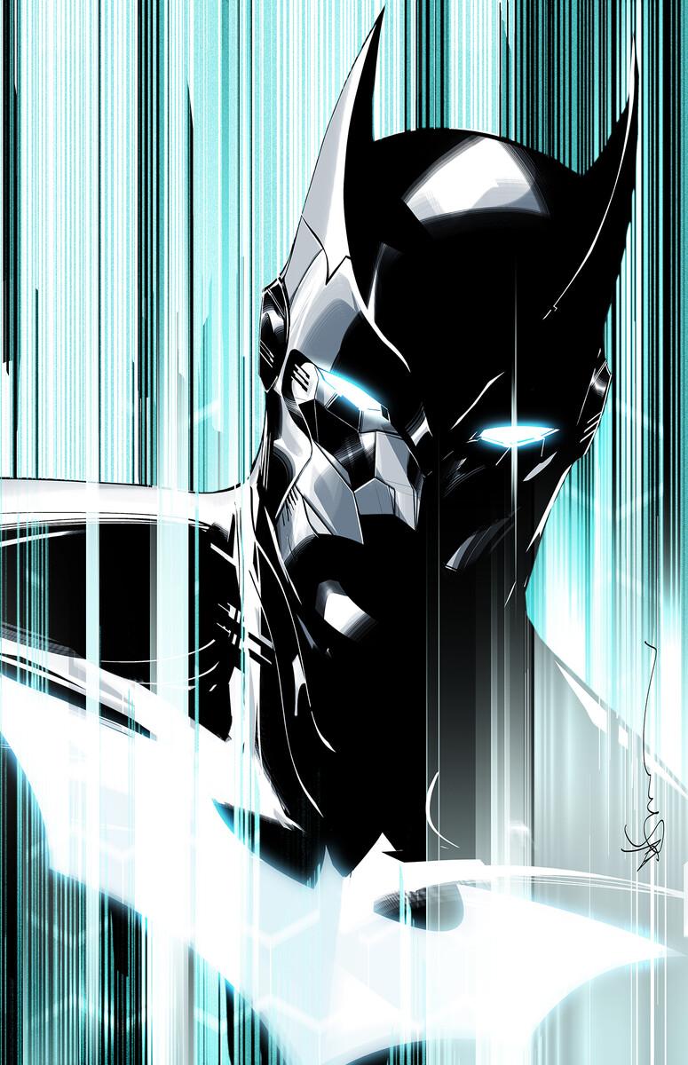 BatmanUL4_Variant_6049813adead46.28105870 BATMAN: URBAN LEGENDS #4 to feature Luke Fox story by Camrus Johnson