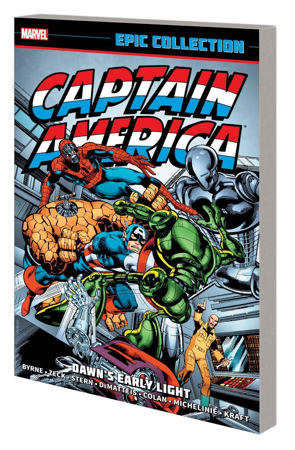 CAPAEPICV09_TPB Marvel Comics June 2021 Solicitations