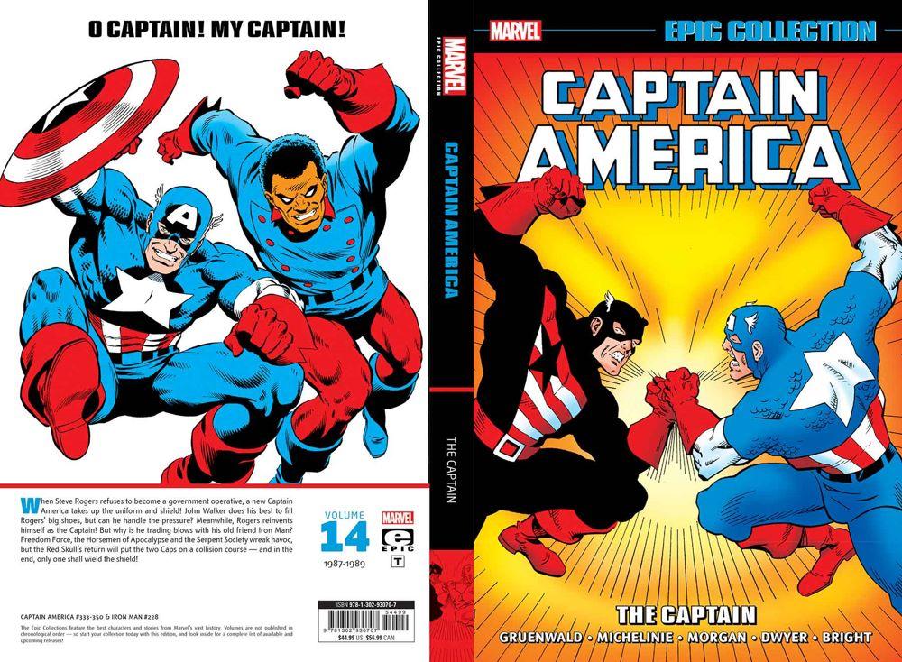 CAPAEPICV14TPB_1-4 Marvel Comics June 2021 Solicitations