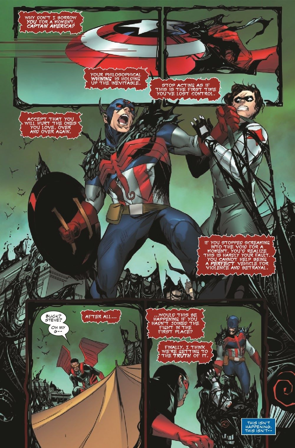 CAPAKIB2021001_Preview-3 ComicList Previews: KING IN BLACK CAPTAIN AMERICA #1