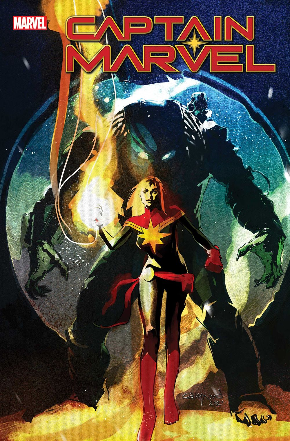 CAPMARV2019029_PredatorVar Marvel Comics June 2021 Solicitations