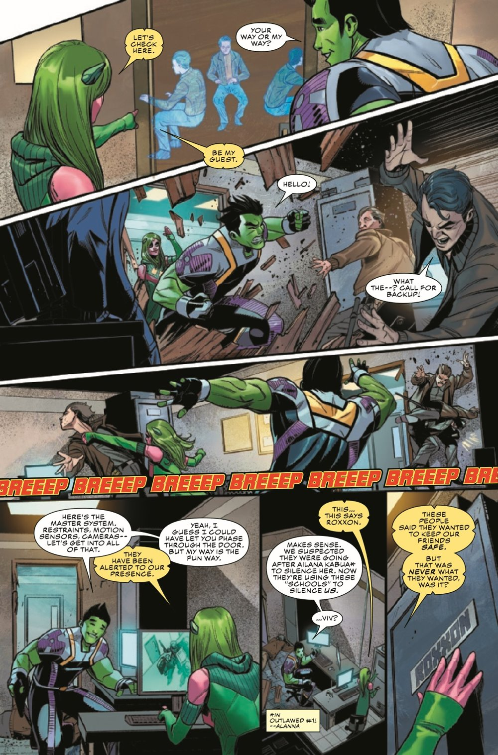 CHAMP2020005_Preview-5 ComicList Previews: CHAMPIONS #5