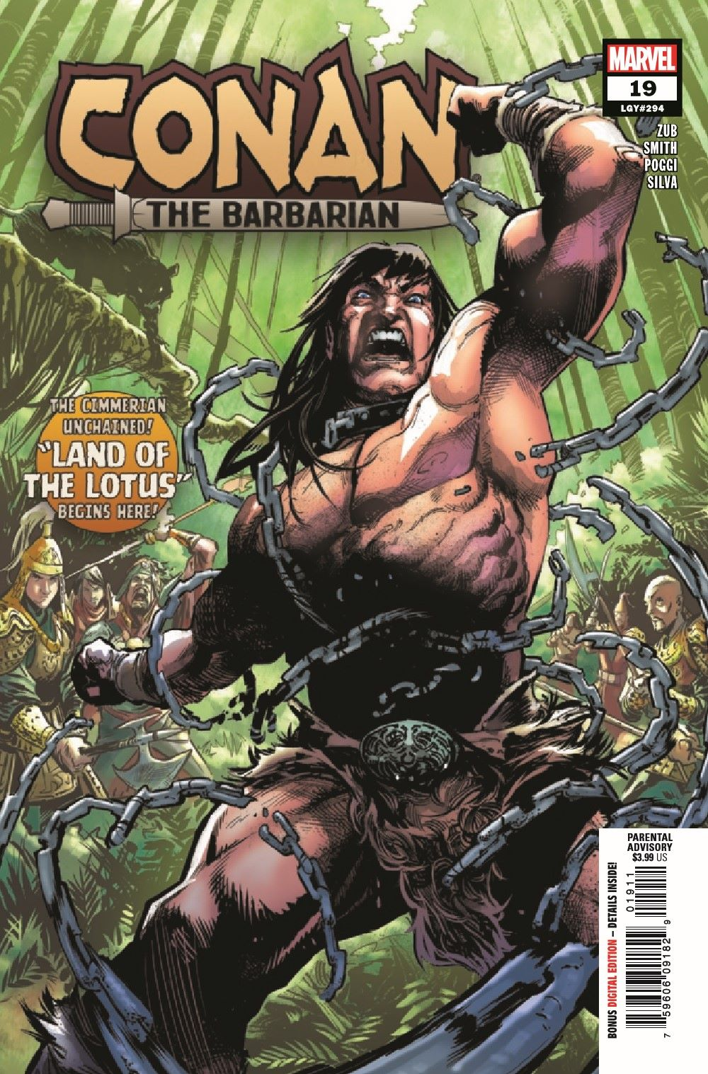 CONANBARB2019019_Preview-1 ComicList Previews: CONAN THE BARBARIAN #19