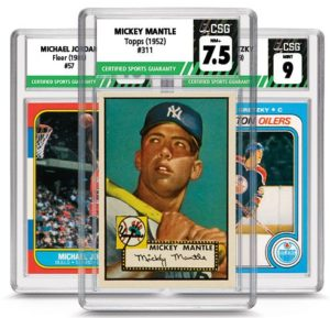 CSG-sports-card-holders-e1615241508812-300x289 Sports Card Collecting 101: A Crash Course