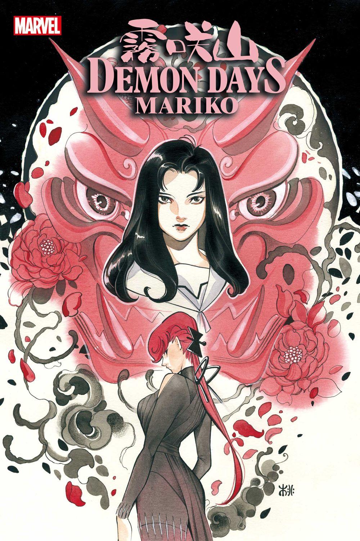 DEMONDAYSMARIKO2021001_Cov-1 Marvel Comics June 2021 Solicitations