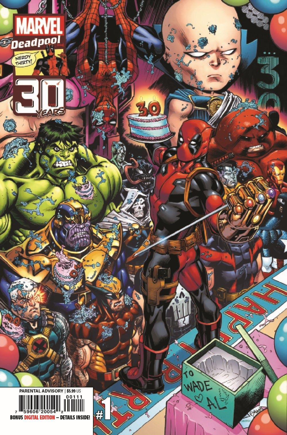 DPOOLNERDY302021001_Preview-1 ComicList Previews: DEADPOOL NERDY 30 #1
