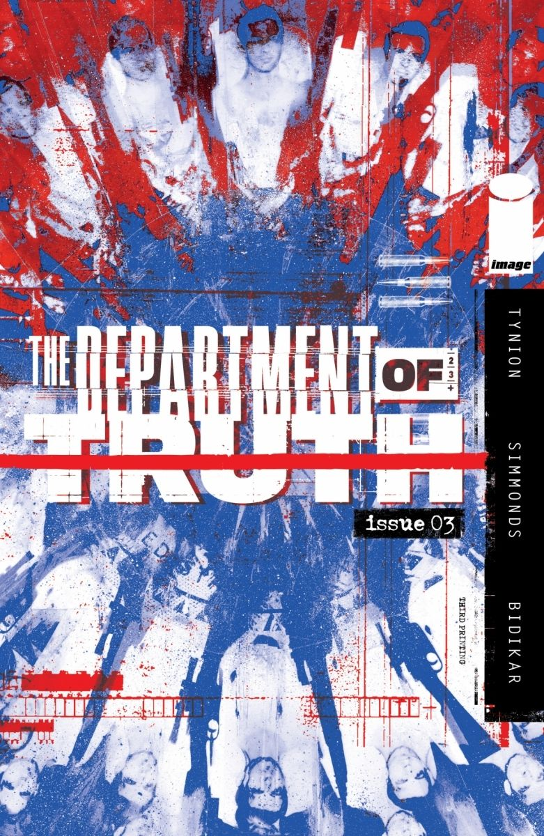DepartmentofTruth-03-3rd_c6815a0147f8285e3b5042ebb3626151 THE DEPARTMENT OF TRUTH initiates another triple sell-out