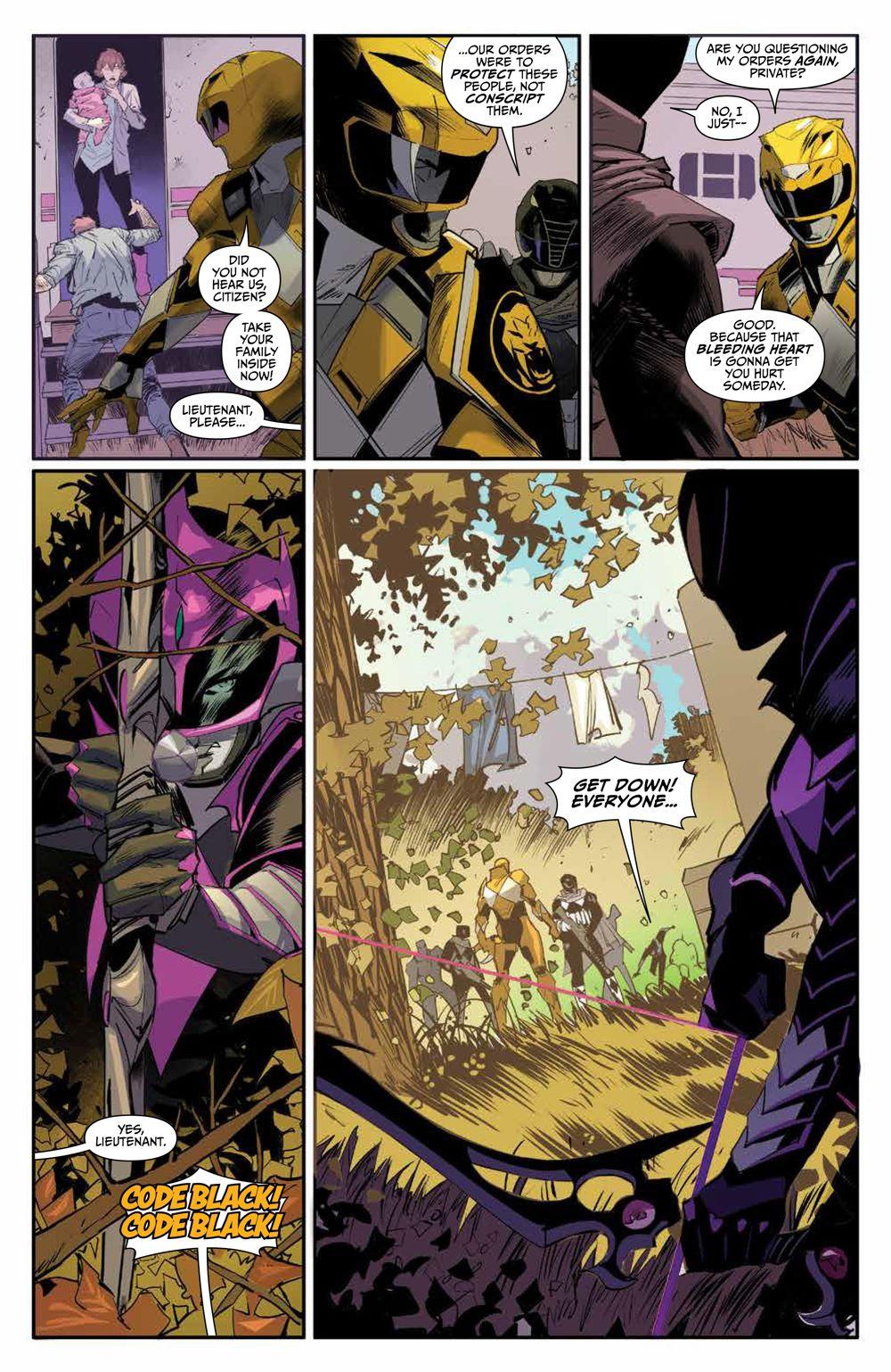 DrakkonNewDawn_SC_PRESS_9 ComicList Previews: POWER RANGERS DRAKKON NEW DAWN TP