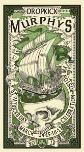 Dropkickswampyankee-165x300 The Dropkick Murphys: A St. Patrick's Day Tradition
