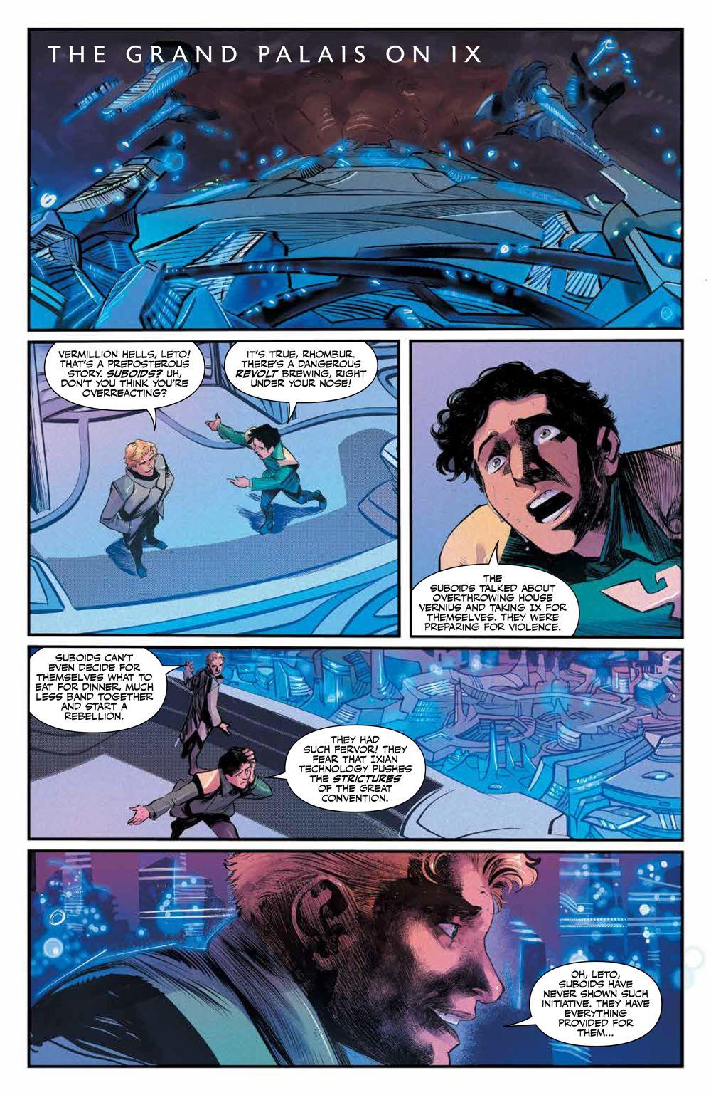 Dune_HouseAtreides_005_PRESS_7 ComicList Previews: DUNE HOUSE ATREIDES #5 (OF 12)