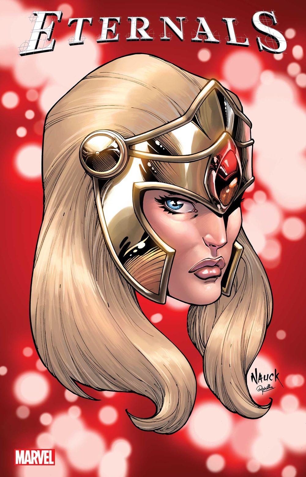 ETRNLS2020005_Headshot_VAR Marvel Comics June 2021 Solicitations