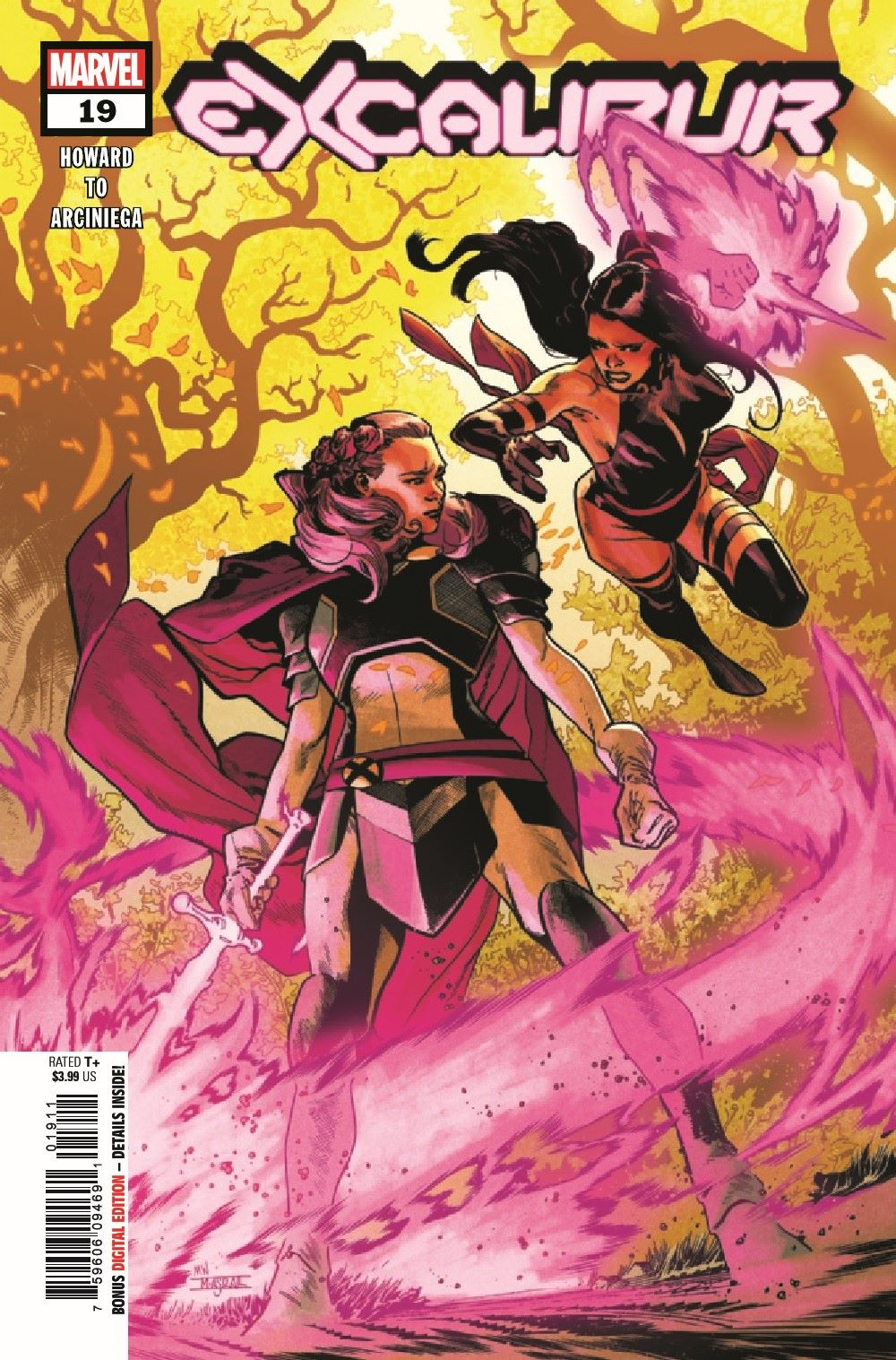 EXCAL2019019_Preview-1 ComicList Previews: EXCALIBUR #19