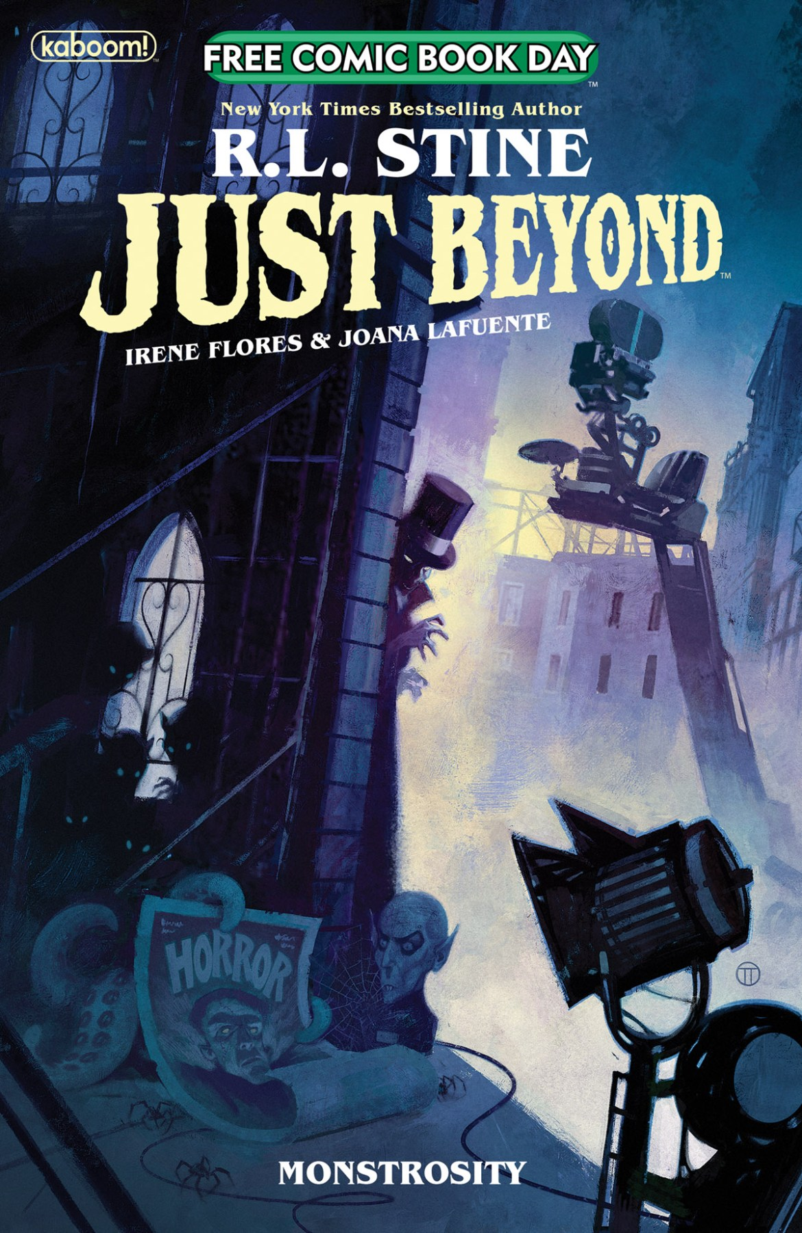 FCBD21_SILVER_BOOM-Studios_Just-Beyond Complete Free Comic Book Day 2021 comic book line-up announced