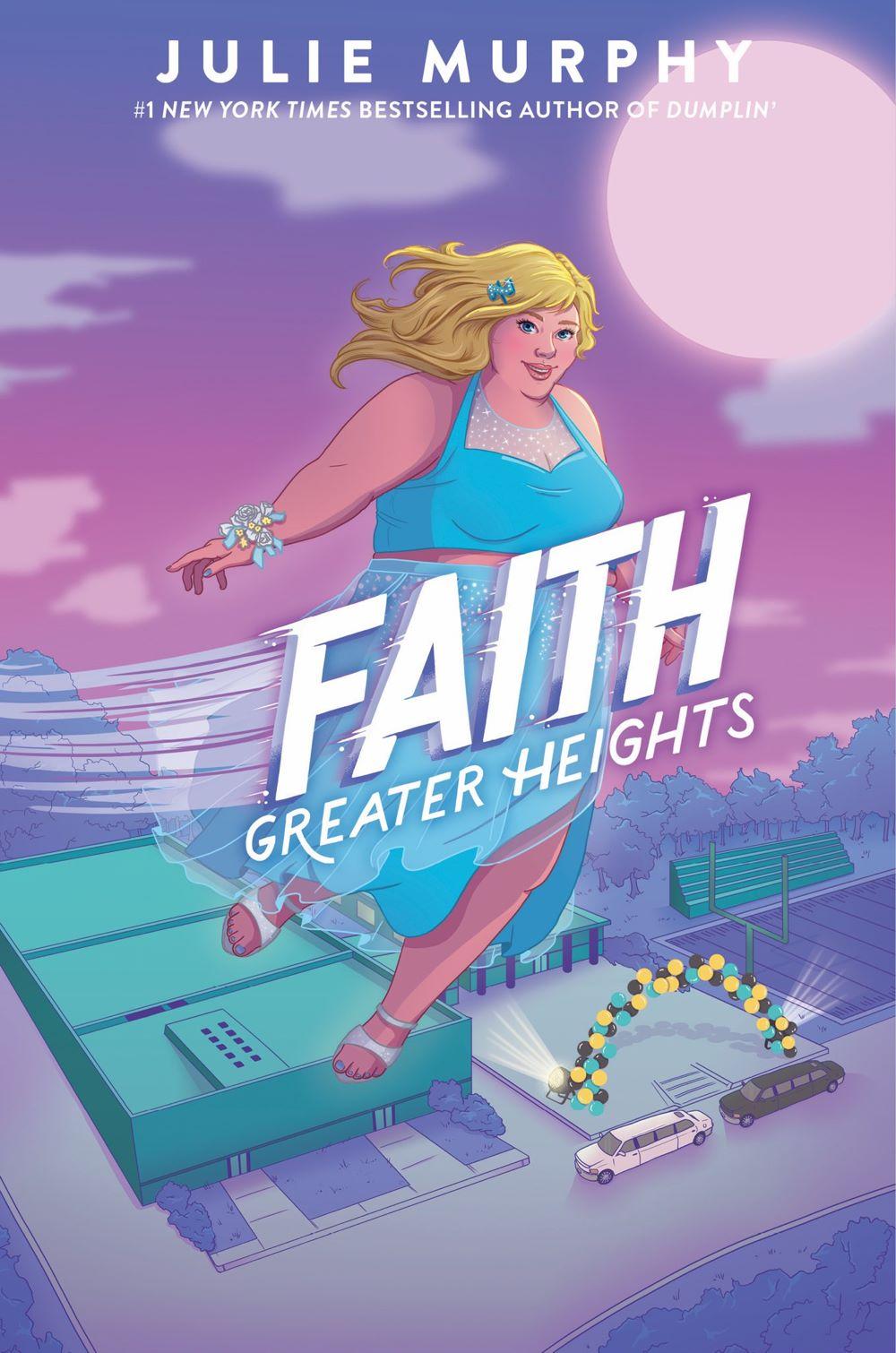 Faith-Greater-Heights-Cover Faith flies again in FAITH: GREATER HEIGHTS