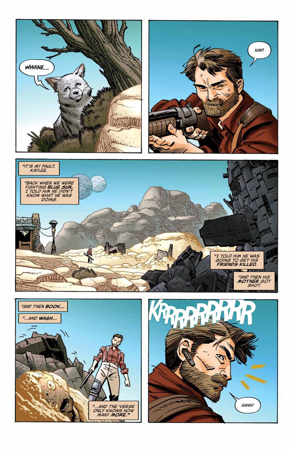 Firefly_027_PRESS_5 ComicList Previews: FIREFLY #27